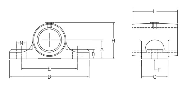 Solid journal bearings royersford foundry and machine co inc solid journal bearing diagram ccuart