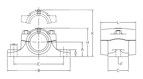 sleeve bearing diagram